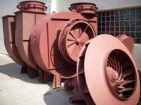 Основные характеристики промышленных дымососов