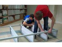 Сборка мебельных конструкций