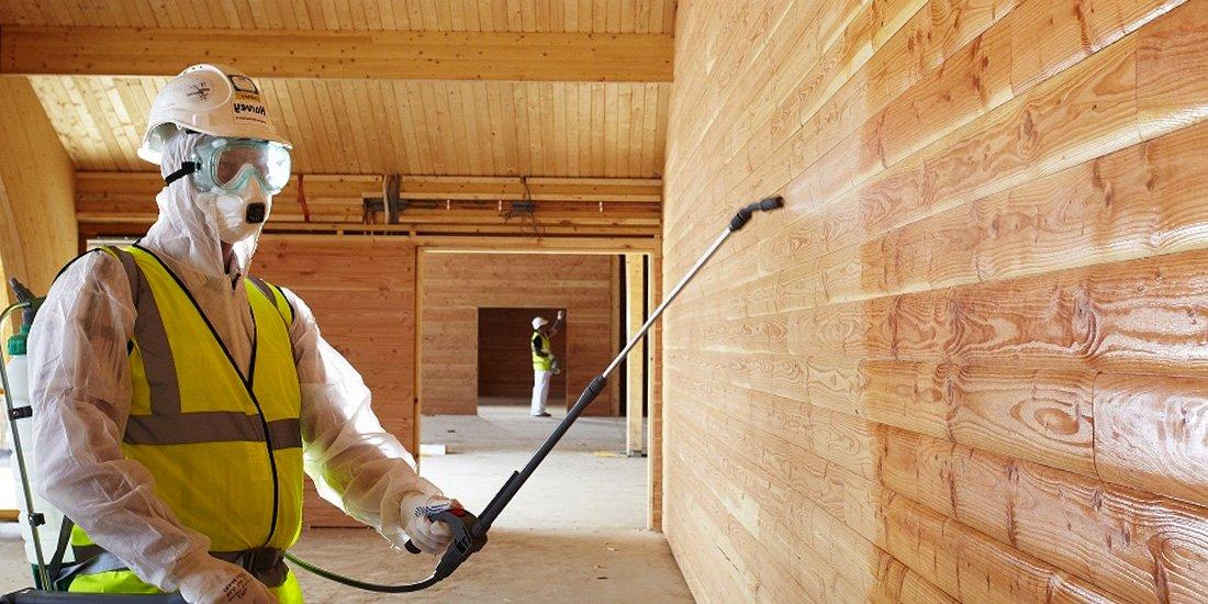 Обработка древесного материала