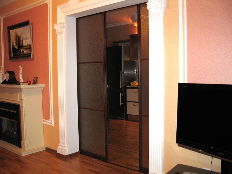 Раздвижные межкомнатные двери в Симферополе