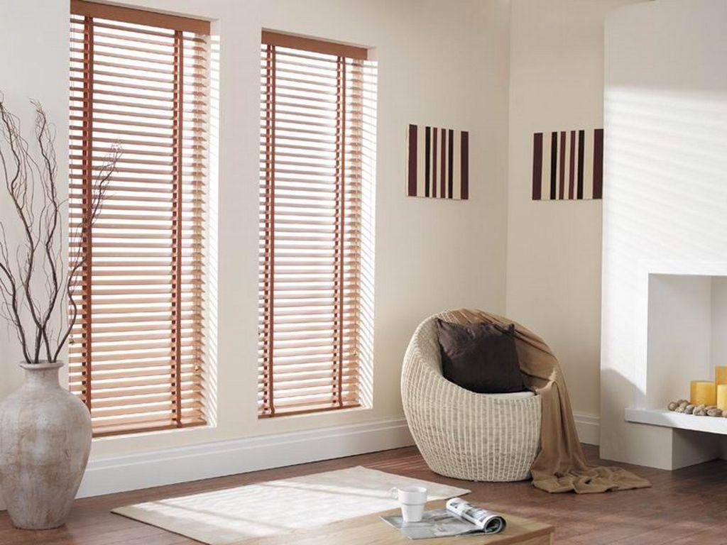 Преимущества использования жалюзи на окнах