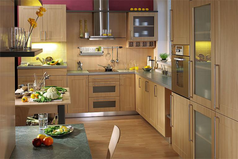 Заказываем красивую и практичную мебель для кухни