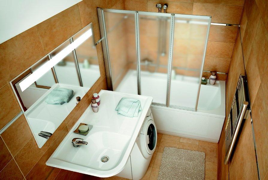 Выбираем практичную раковину для ванной комнаты