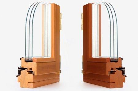 Производство деревянных евроокон