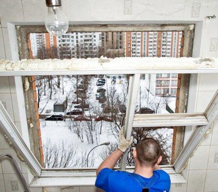 Зимняя установка пластиковых окон: стоит ли бояться?