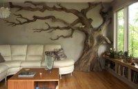 Декорация стен в квартире