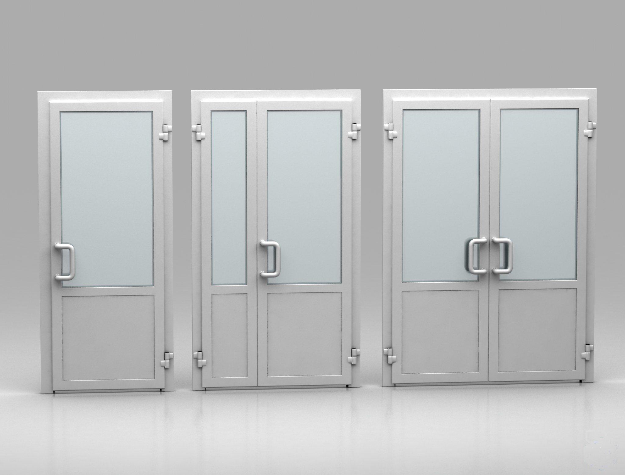 Входные металлопластиковые двери полная характеристика