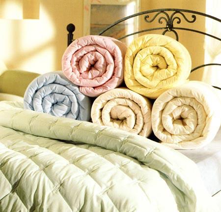 Особенности выбора и покупки одеяла для дома