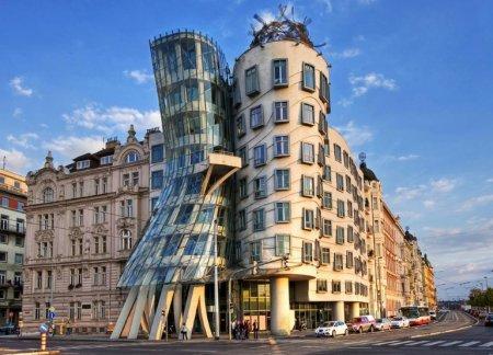 5 самых странных зданий в мире