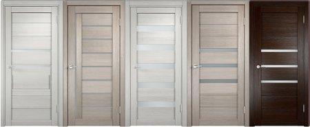 Популярные модели межкомнатных дверей