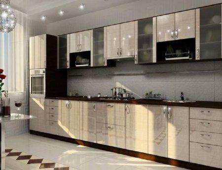 Какой материал выбрать для кухонного гарнитура?