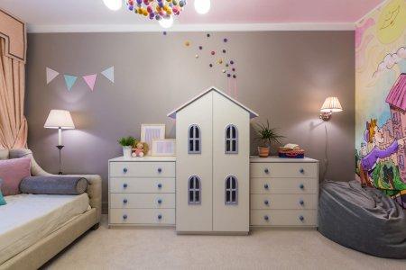 Детская мебель и дизайн интерьера детской