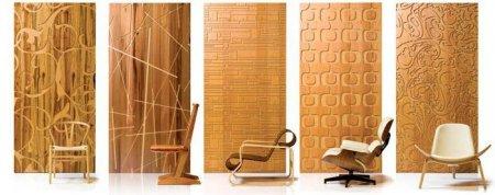 Декоративные отделочные панели