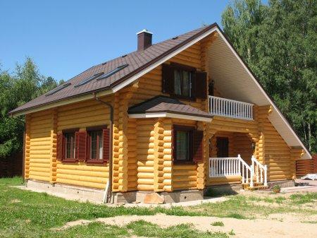 Выбираем деревянный дом