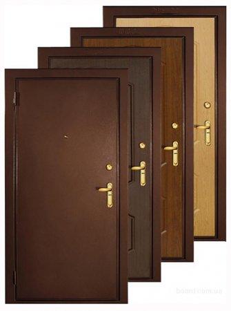 Металлические двери залог вашей безопасности
