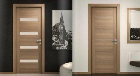 Поэтапный монтаж внутренних дверей