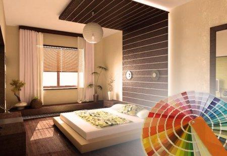 Ремонт и дизайн: подбор цветовой гаммы