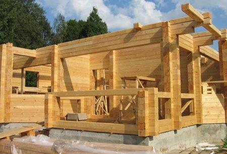 Рекомендации по возведению деревянного дома