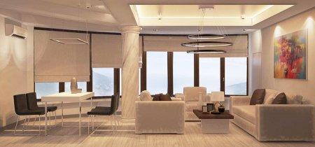 Квартира-студия — секреты уюта