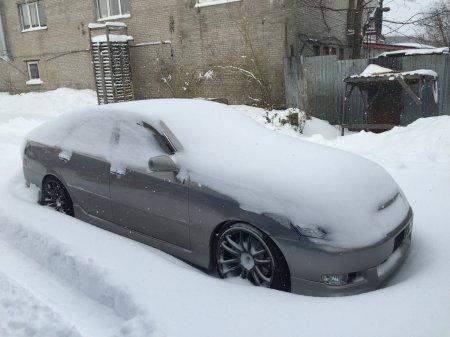 Как подготовить автомобиль к зимней стоянке