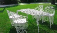 Преимущества пластиковой мебели