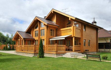 Разновидности бруса для постройки деревянного дома