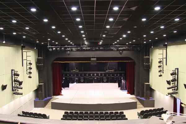 Театральная механика и сценическое оборудование