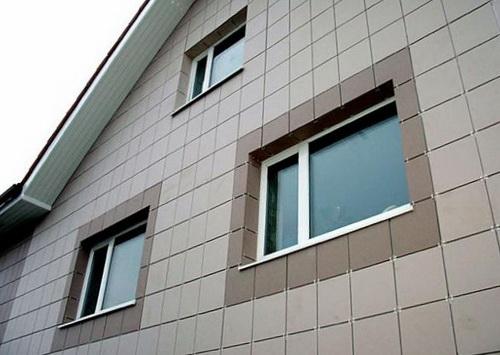 Особенности вентилируемого фасада