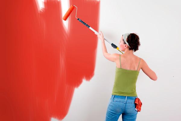 Исправление изъянов при покраске