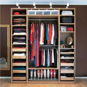 Как организовать функциональную систему хранения вещей?