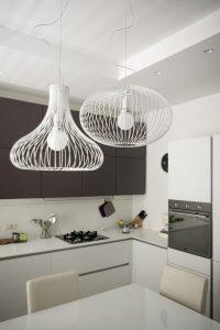Люстры для небольших квартир