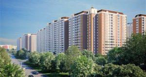 Удобные квартиры в комфортном районе от «Баркли Медовая долина»