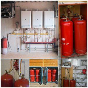 Отопление сжиженным газом: преимущества