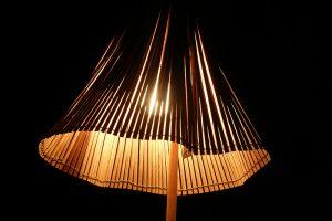 Изготовление бамбуковой люстры