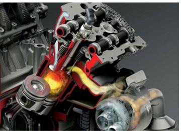 Дизельные двигатели нового поколения