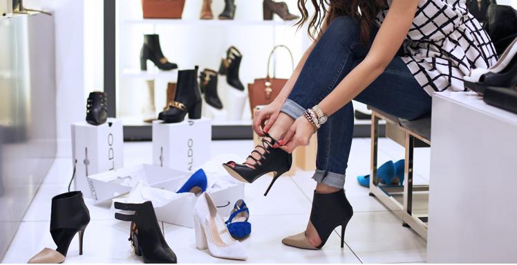 Бутик модной обуви из Италии