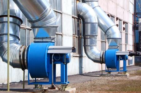 Особенности промышленной вентиляции: как происходит монтаж?