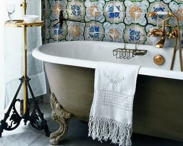 Обновляем свою ванную комнату