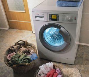 Почему стиральная машина LG не отжимает белье