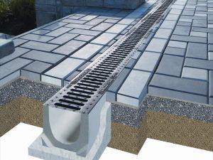 Системы поверхностного водоотвода. Почему их нужно использовать на участке?