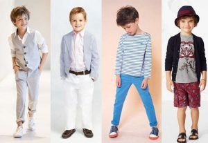 Как выбрать стильную одежду для мальчика