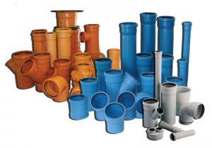 Канализационные трубы: виды, характеристики и сфера применения