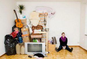 Недостатки проживания в съемной квартире